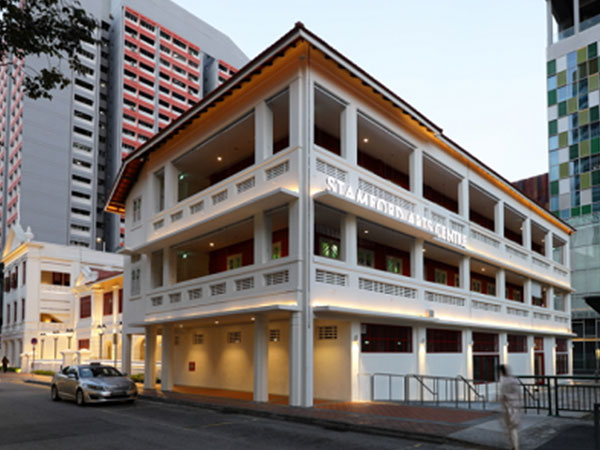 Stamford Art Centre Singapore