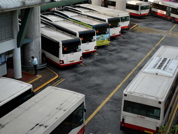 Woodland Bus Interchange