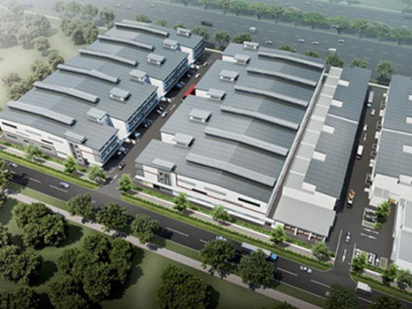 West Spring Industrial @Tuas Bay Dr